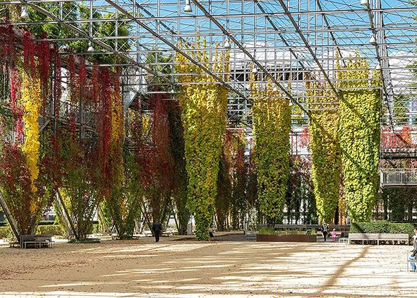 MFO Park in Zurich Nord by Burckhardt+Partner and Raderschallpartner, 2003 (credit: Joachim Kohler Bremen, 2013). AGATHÓN 09 | 2021