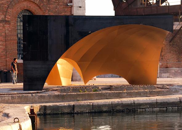 Aires Mateus, 'Radix', 13th Biennale Architettura, Venice, 2012 (credits: Aires Mateus). AGATHÓN 7 | 2020